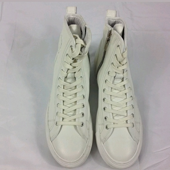 9ed392d669a New The Kooples Ankle Sneakers White Women 9. M_5b99c3cc03087c47950278ff